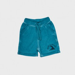 Minymo Adam sweat short wave