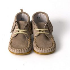 Bardossa schoenen Kimba Serraje Taupe Cuerda