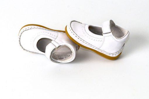 Bardossa Flex-G Blanco witte zomer meisjesschoenen Eileen4kids