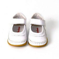 Bardossa Flex-G Blanco meisjesschoen