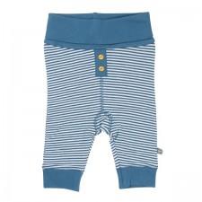 Minymo Chin newborn baby joggingbroek blauw