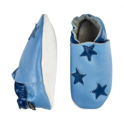 CeLaVi slofjes sterren blauw