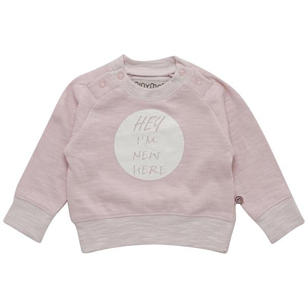 Roze Babykleding.Minymo Newborn Baby Elif Roze Shirt Babykleding Eileen4kids