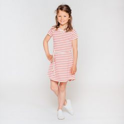 Ebbe Belinda roze dress