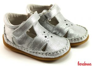 Bardossa Punto zilveren schoen