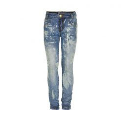 Creamie Light denim Evelyn jeans