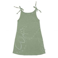Ebbe Babs beach dress pastel green melange