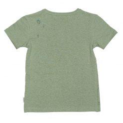 Ebbe Barnie shirt Pastel green melange