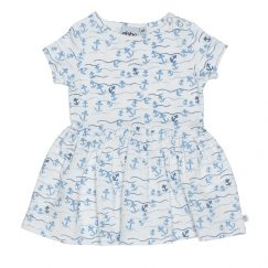 Ebbe Mimmi floating anchors dress