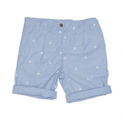 Ebbe Conan chinos short tilting boats