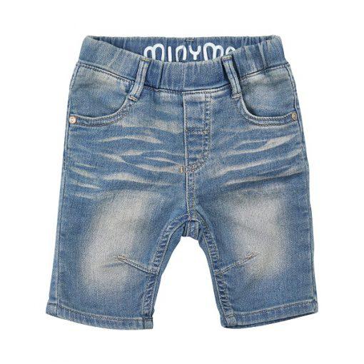 Minymo Kato driekwart knit denim jeans
