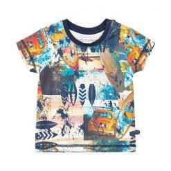 Minymo jongens shirt surfers