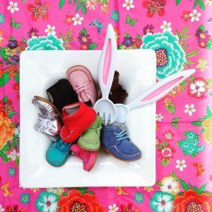 Hippe,Trendy en stoere Bardossa schoenen voor de allereerste stapjes.