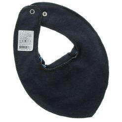 Pippi bib slab sjaal set blauw