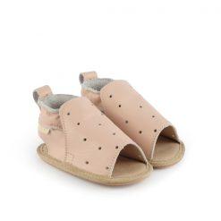 Boumy zomer babyschoentje Sam pastel pink