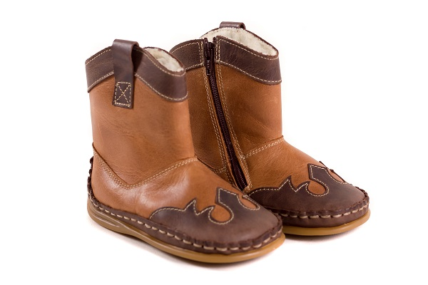 Bruine Kinderschoenen.Bardossa Charro Ariz Kinderschoen Eileen4kids