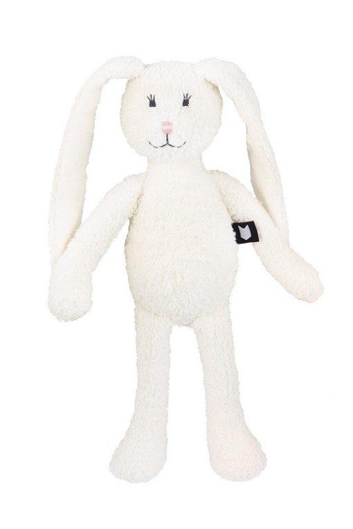 Hebe - knuffeldier - wit konijn