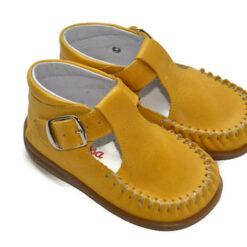 Bardossa - kinderschoen - Kiba - Citron