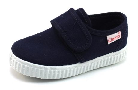 Cienta canvas kinderschoenen navy